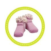 calcetin-morado-bebe-olanes-calzado-zapatos
