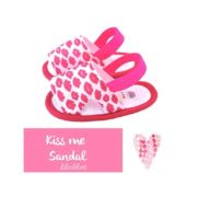 zapatos rosas bebe