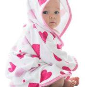 batita corazones bebe recien nacido